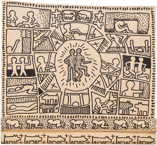 AAO_008_Keith_Haring_Untitled_1981