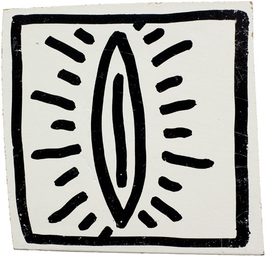 AAO_009_Keith_Haring_Untitled_1981