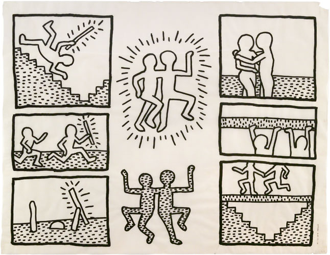 AAO_015_Keith_Haring_Untitled_1981
