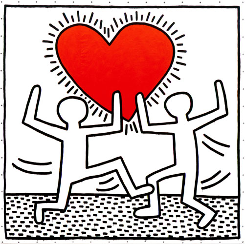 AAO_017_Keith_Haring_Untitled_1982