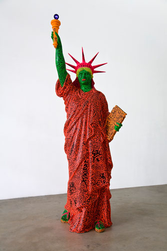 AAO_018_Keith_Haring_Statue_of_Liberty_1982
