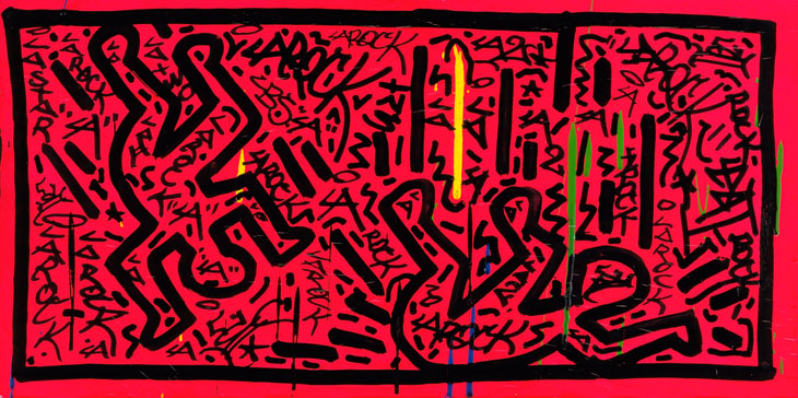 AAO_019_Keith_Haring_Untitled_1982