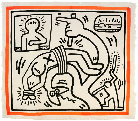AAO_041_Keith_Haring_Untitled_1989